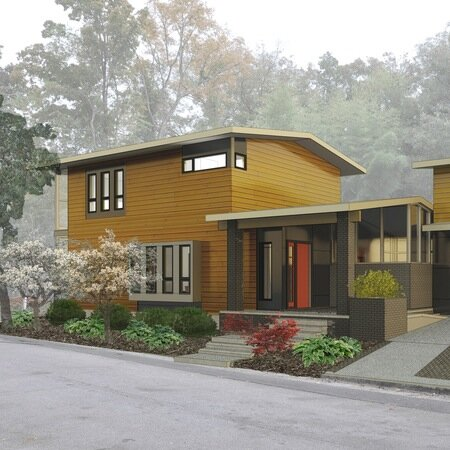City of Raleigh appeals Board of Adjustment decision on modern Oakwood house