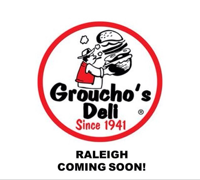 Groucho's Deli to open in Raleigh tomorrow