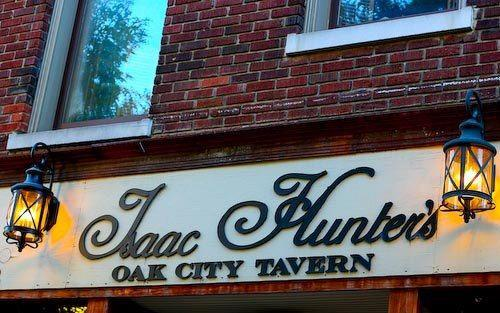 Isaac Hunter's Oak City Tavern announces farewell event