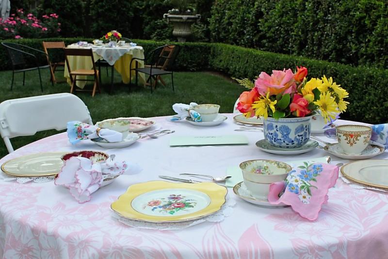 Oakwood Garden Tea