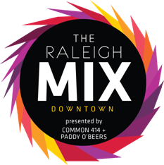 Downtown Raleigh Alliance presents The Raleigh Mix