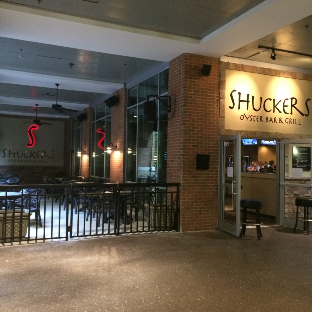 Shuckers Now Open on Glenwood South