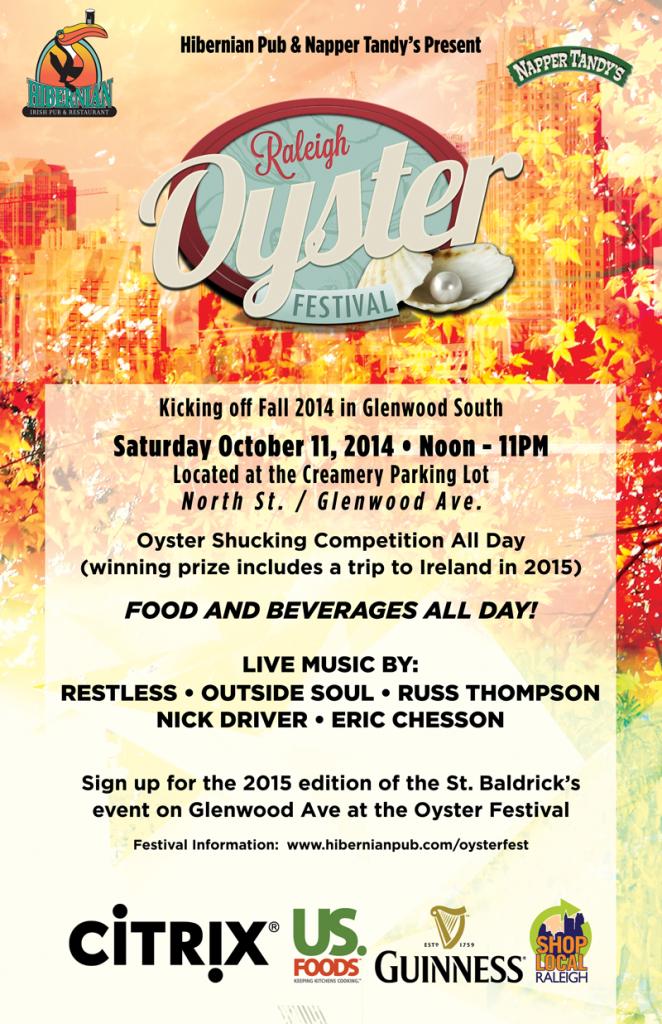 Glenwood South Oyster Festival
