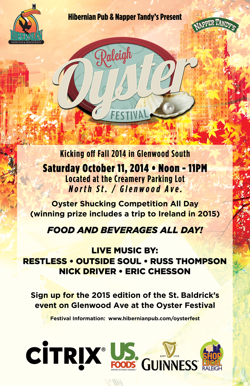 Glenwood South Oyster Festival