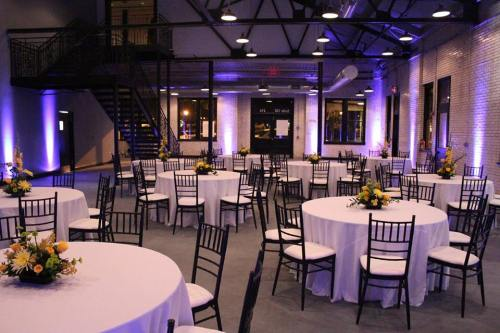 214 Martin Street - special events venue in Downtown Raleigh