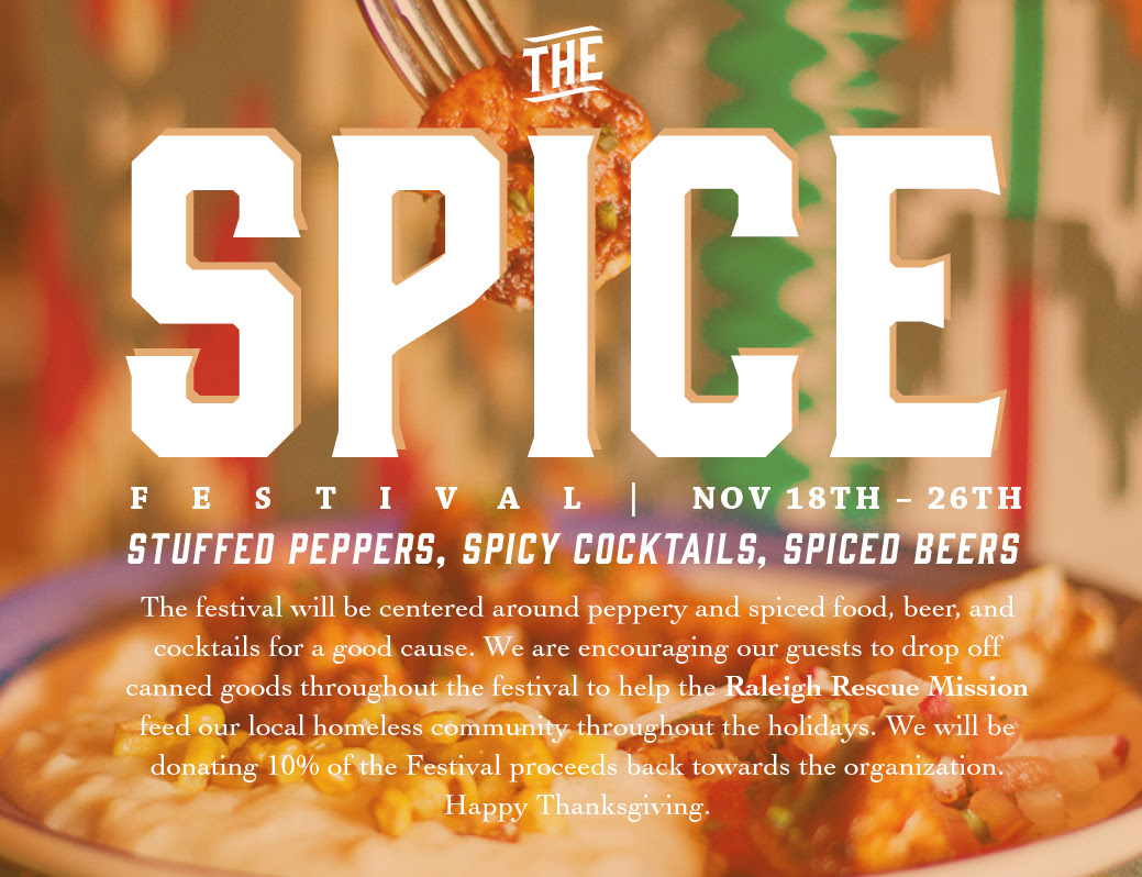 Jose and Sons Spice Festival
