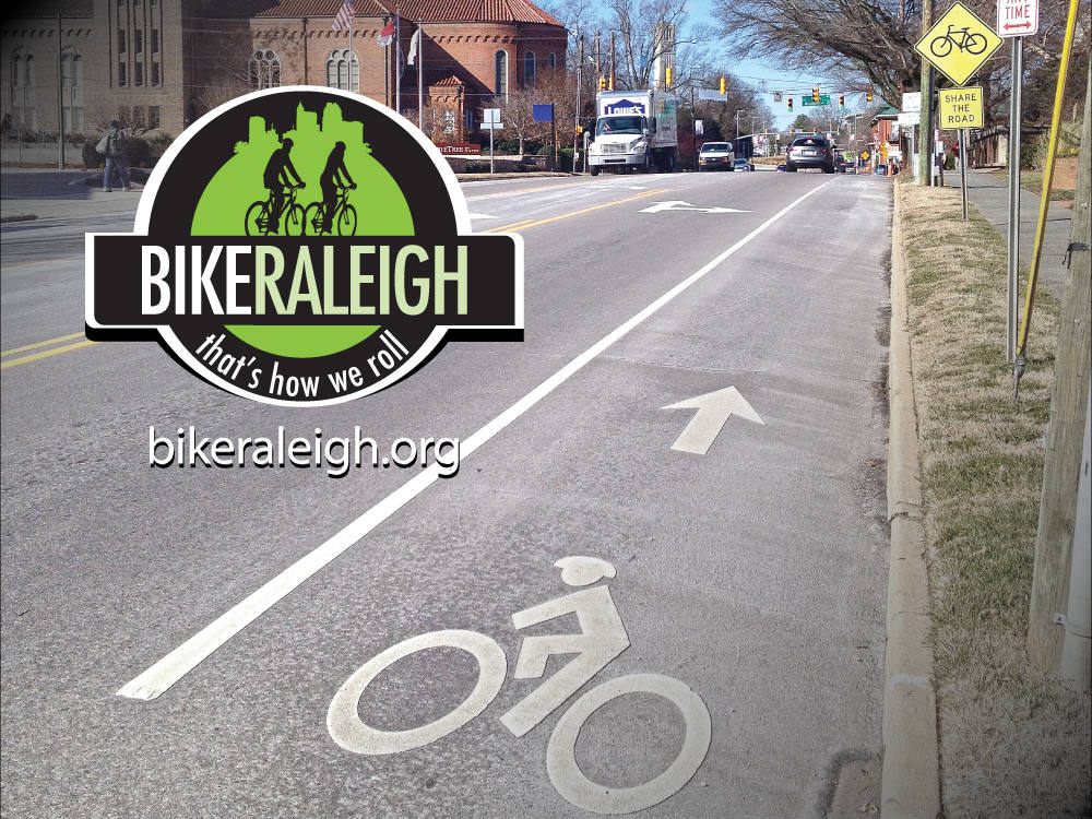 Raleigh Finalizing Plans for Improved Bicycle Accessibility