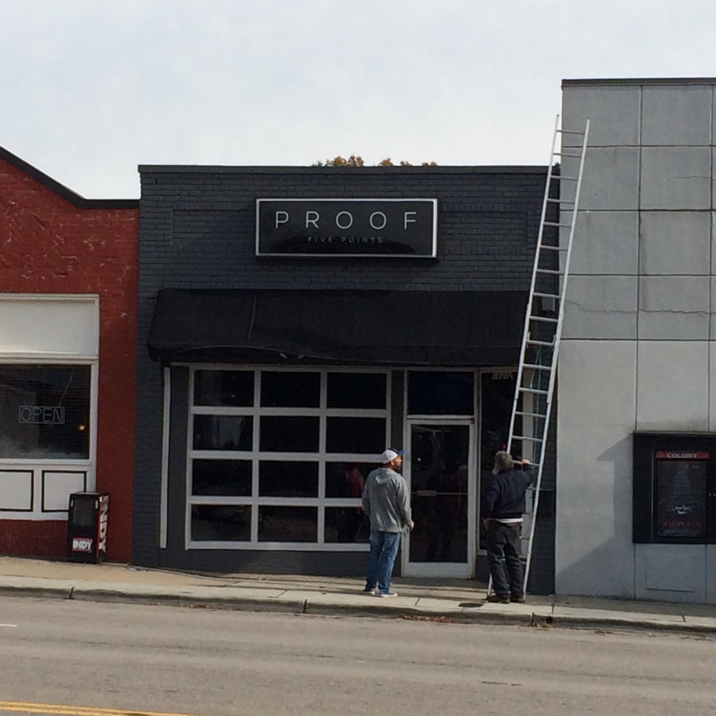 New Bar Coming to Five Points: Proof