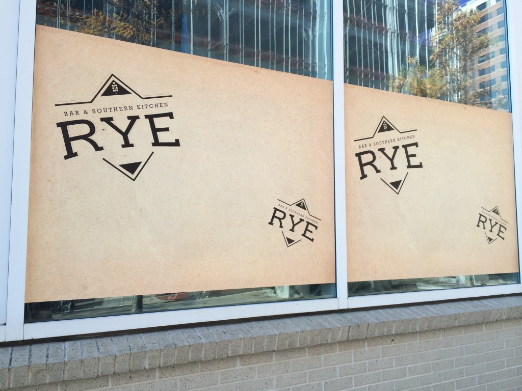 Rye Bar & Southern Kitchen Coming to Former Posta Location