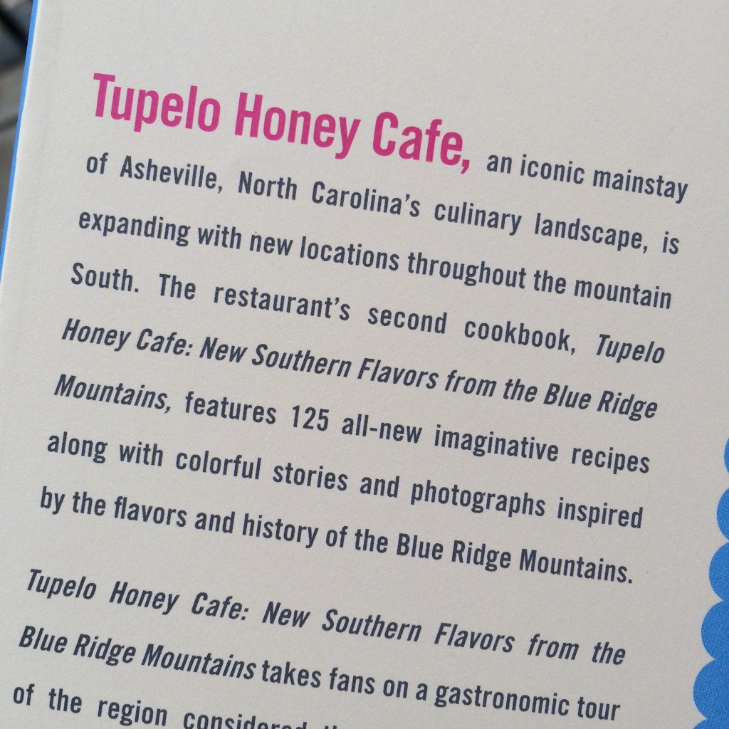Tupelo Honey Opens in Cameron Village at 4 p.m. Today