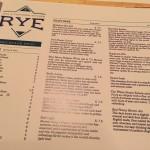 Been menu