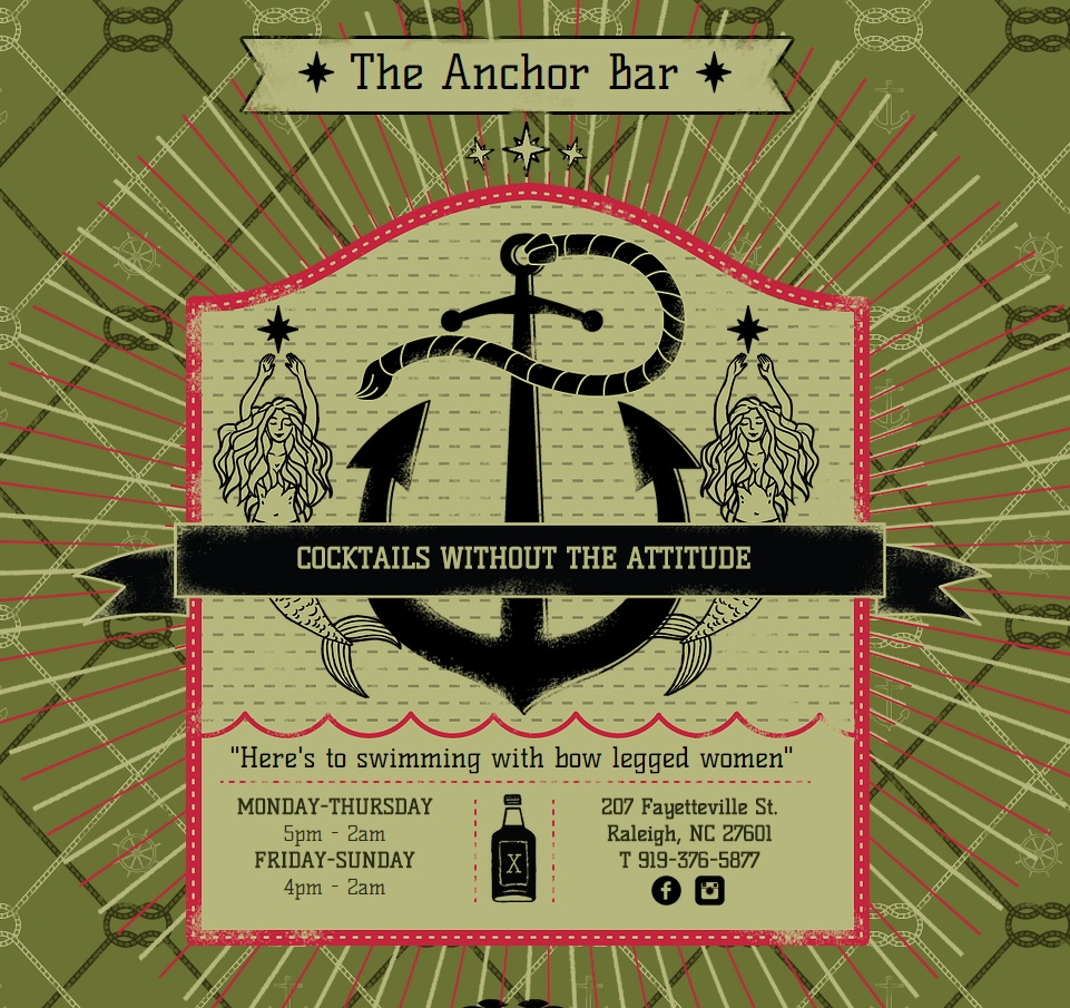 The Anchor Bar Coming to Fayetteville Street