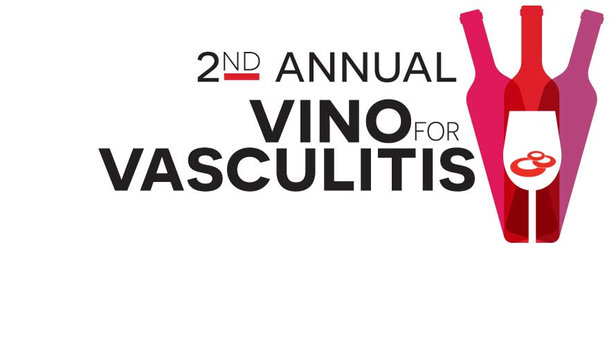 Vino for Vasculitis Returns to Mosaic Wine Lounge in April