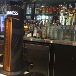 Highlight of the Bar: Cooled dual-tap featuring Guinness & Harp at 510 Tavern