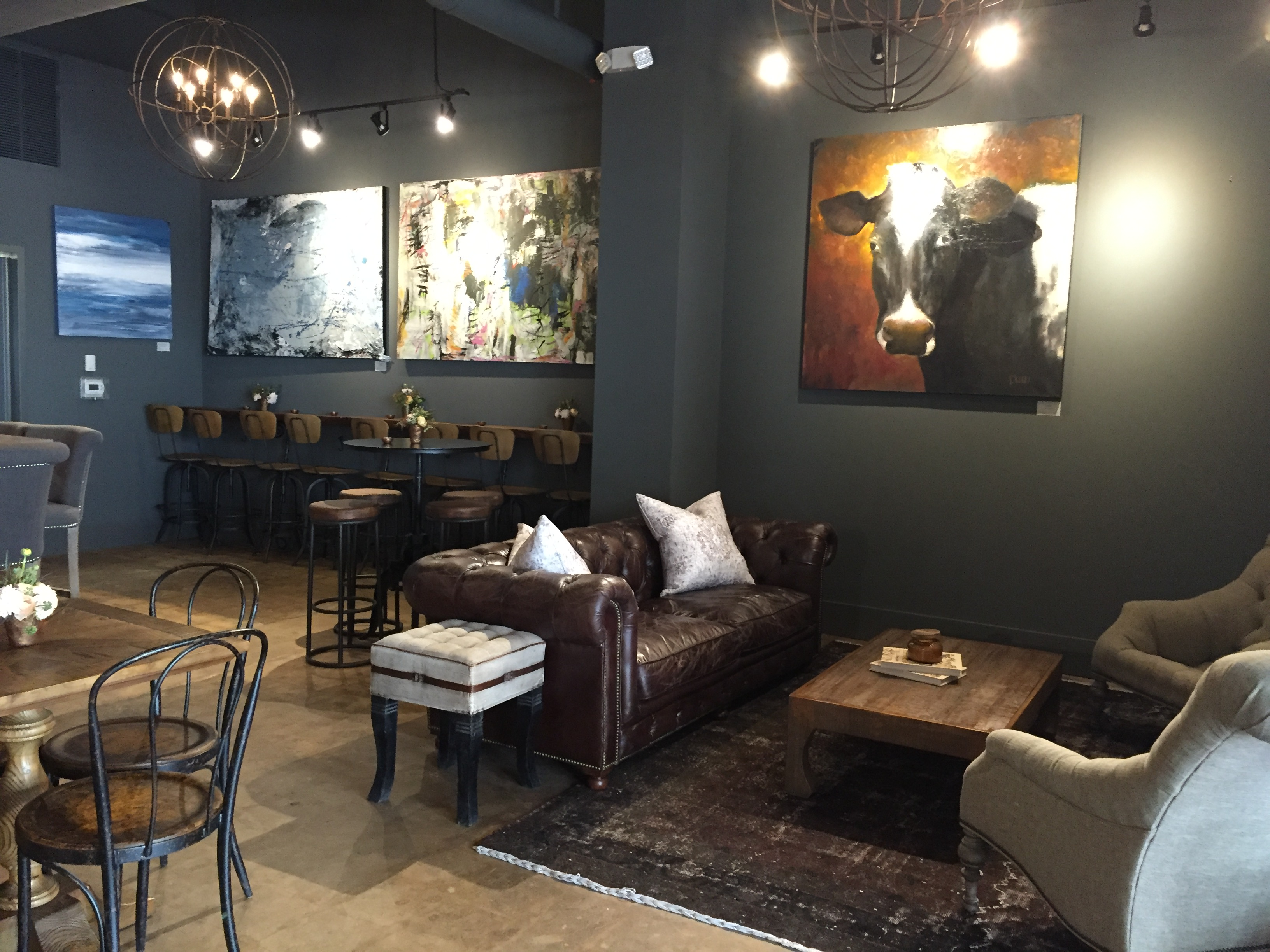 First Look Vita Vite Art Gallery Wine Bar DTRNews