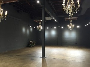 Special event space at Vita Vite