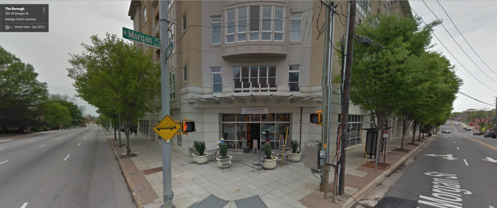 Hadley's will replace The Borough when the Downtown Raleigh restaurant and bar changes hands on Feb. 1, 2016