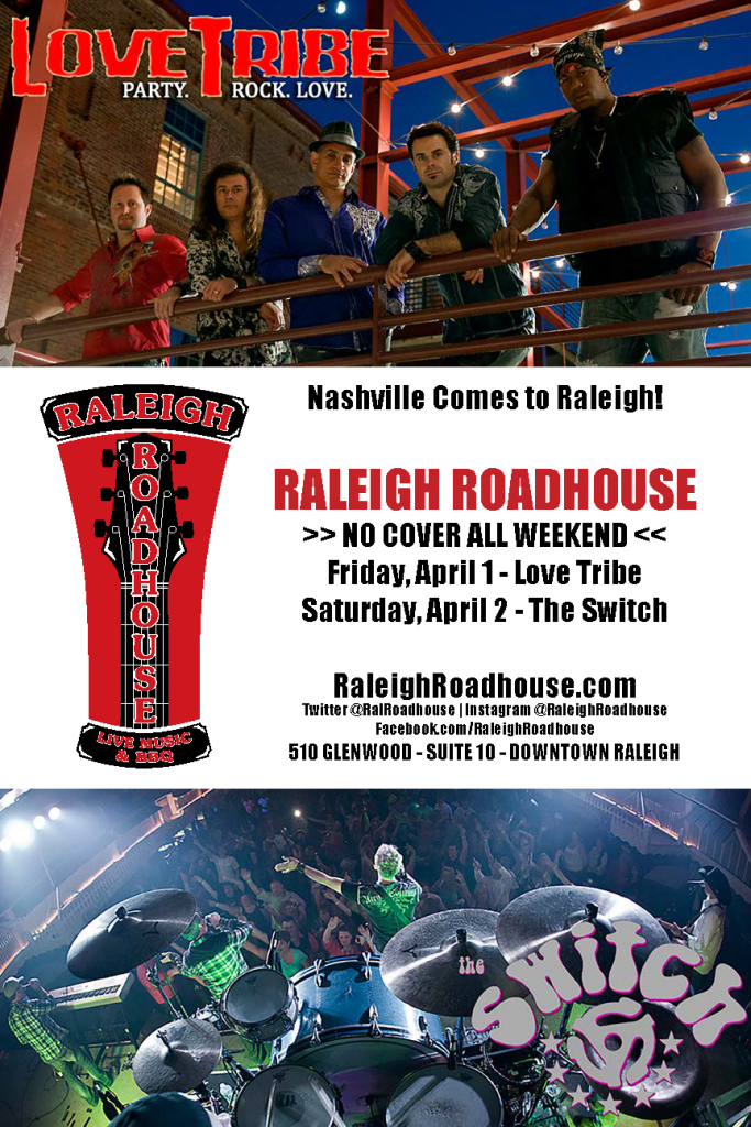 Raleigh Roadhouse Hosts Grand Opening Weekend