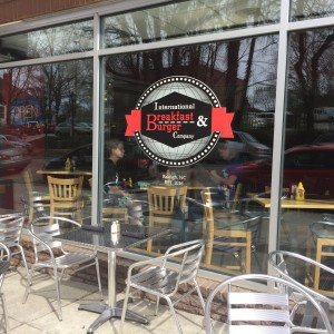 DTRNews.com | Downtown Raleigh News | International Breakfast & Burger Company - Glenwood South