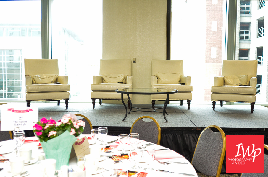 Downtown Raleigh Alliance - Women with Vision Lunch - Image Courtesy IWP Photography