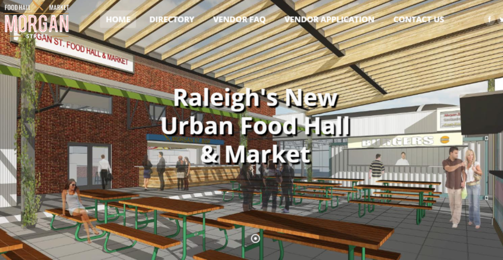 Morgan Street Food Hall and Market