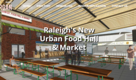 Morgan Street Food Hall and Market Soliciting First Round of Vendor Applications