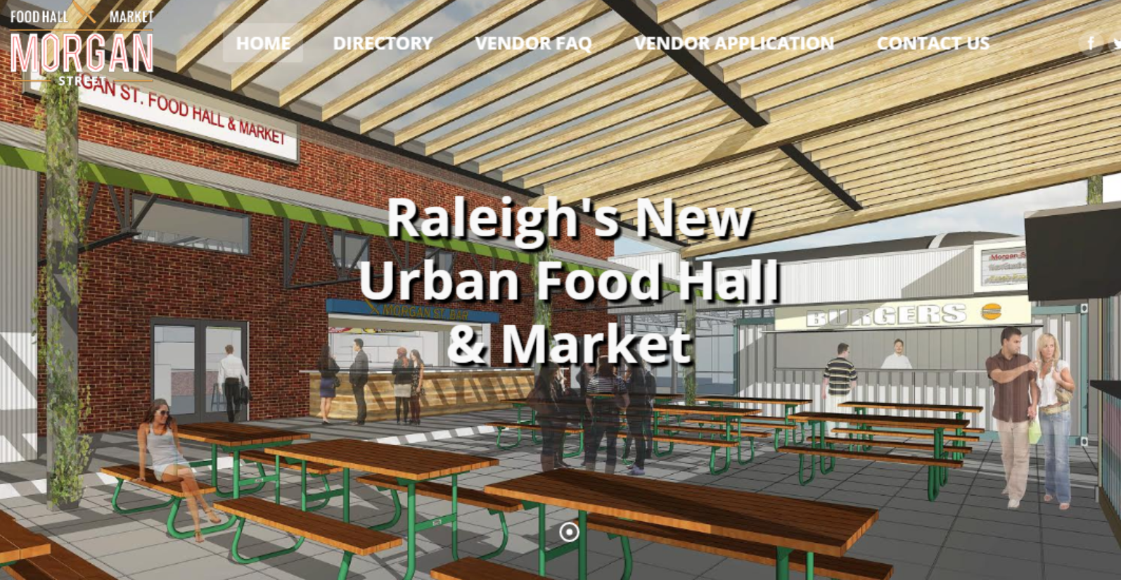 Morgan Street Food Hall and Market