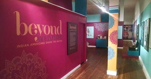 Beyond Bollywood exhibit at City of Raleigh Museum