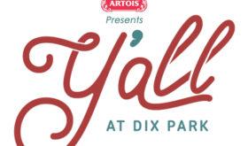"""Y'all at Dix Park"" Announces 2017 Summer Concert Schedule"