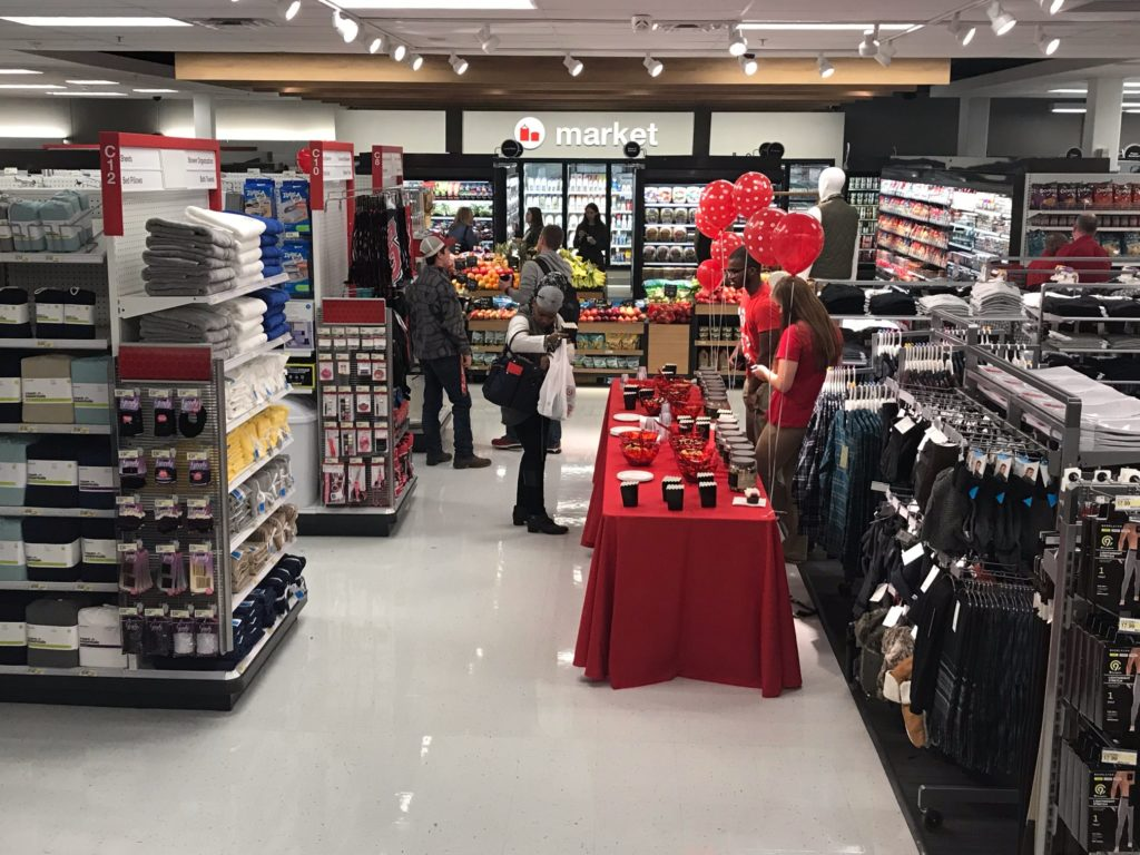 new target opens on Hillsborough Street - Downtown Raleigh News