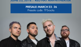 Walk the Moon to Headline Band Together's Annual Main Event at Red Hat Amphitheater